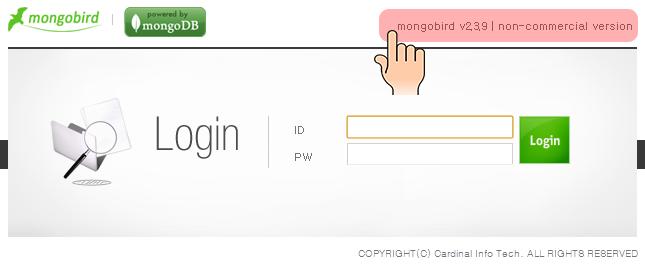 register mongobird 01